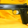 Caspain 5 inch Government 45 acp with OD Green, and Black Teflon