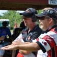 Mike Voigt and Dave going over a stage at the IPSC Nationals 2012